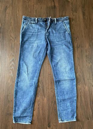 Мужские джинсы pull and bear