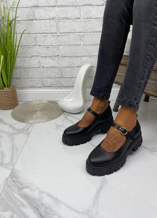 Туфли мокасины лоферы натуральная кожа