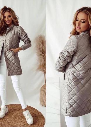 Отличная женская осенняя куртка до 0 градусов