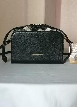 Новая стильная сумка кросс-боди через плечо или в руках