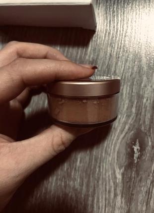 Пудра для бровей