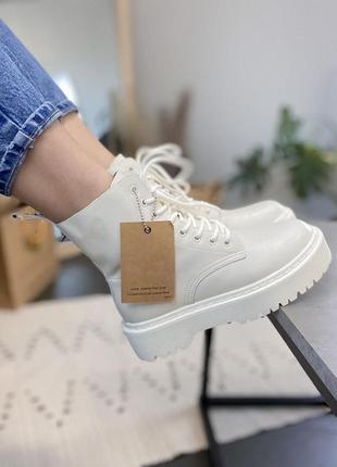 Ботинки dr martens jadon сапоги женские