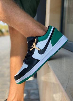Nike air jordan low кроссовки