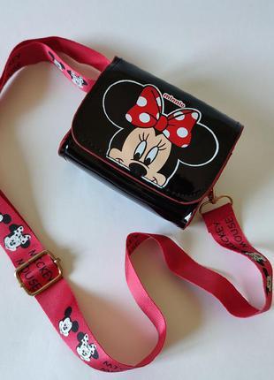 Мини-сумочка minnie mouse