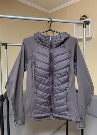 Классная спортивная кофта куртка мастерка олимпийка h&m