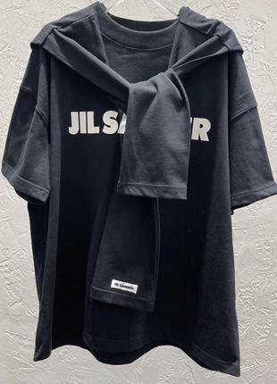 Стильная футболка jil sander