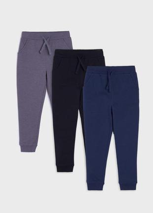 Фірмові утеплені спортивні штани джогери спортивные штаны джогеры трикотажные