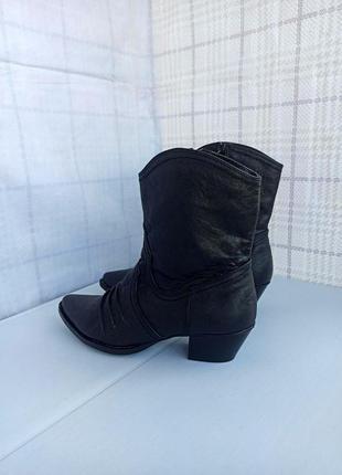 Актуальные демисезонные новые ковбойские ботинки cable, челси, качественные...