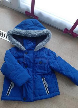 Теплая  куртка jasper conran