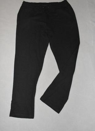 Мужские спортивные трикотажные брюки crane германия размер 52-54