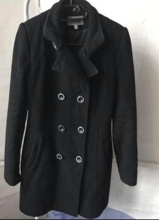 Утепленное пальто с хорошим составом