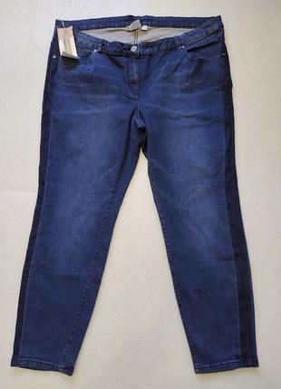 Женские джинсы большого размера rock your curves германия