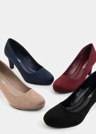 Женские туфли zop