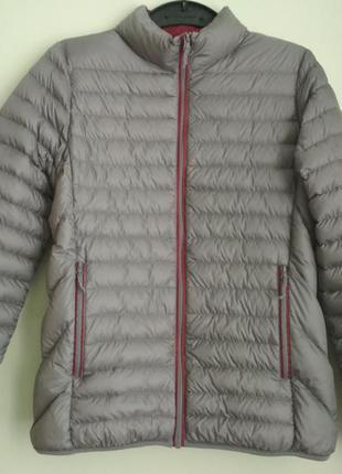 Куртка пуховик ellen amber premium down jacket р.м