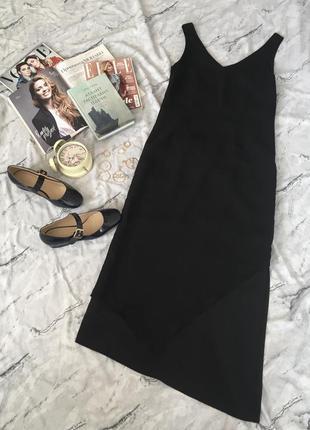 Длинное асимметричное платье от s.oliver