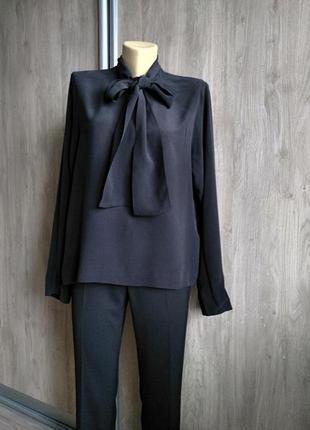 H&m шёлковая блузка