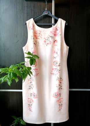 Шикарное платье сукня цветы. мягенькое. together
