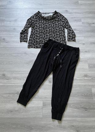 Красивая стильная пижама, костюм для дома и сна esmara