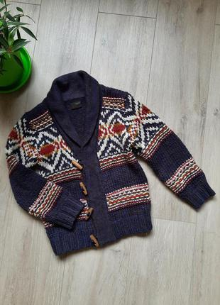 Кардиган кофта next 5-6 лет детская одежда