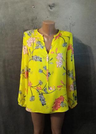 Красивая и нежная рубашка-блуза zara