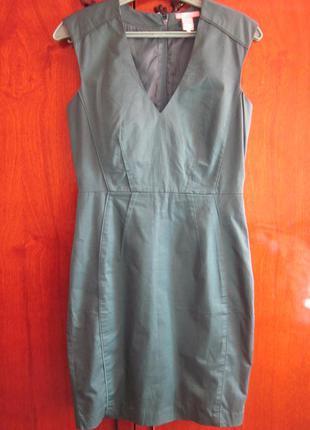 Платье h&m размер xs-s, состояние новое