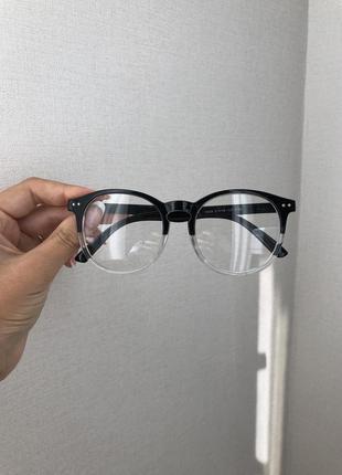 Новые очки нулевки