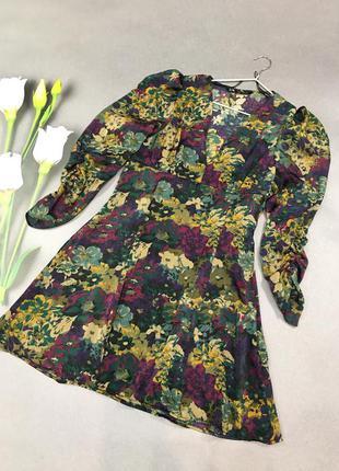 Милое платье от zara