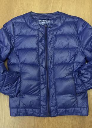 Легкая куртка ветровка бомбер