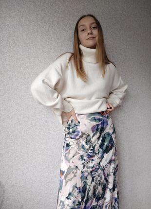 Длинная юбка h&m