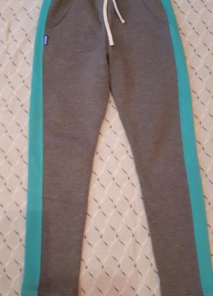 Подростковые теплые штаны