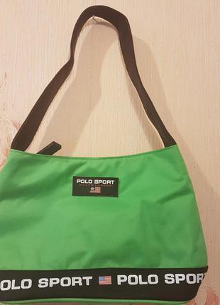 Спортивная женская сумочка polo sport оригинал