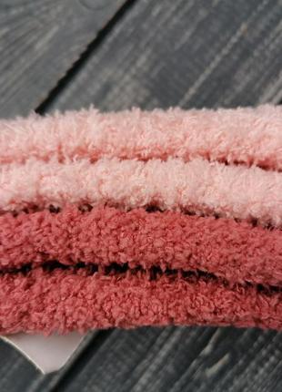Нежные тёплые носочки травка 39-42