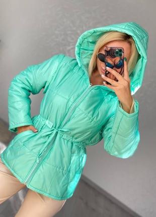 Куртка-трансформер 2в1 жилетка