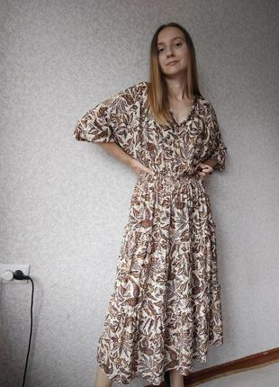 Длинное платье yessica