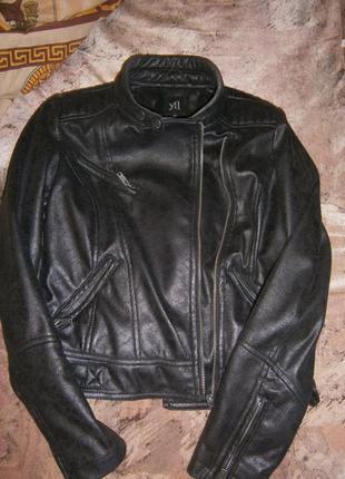 Брендовая куртка косуха