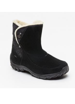 Новые ботинки patagonia замша+мембрана primaloft непромокаемые сапоги валенки
