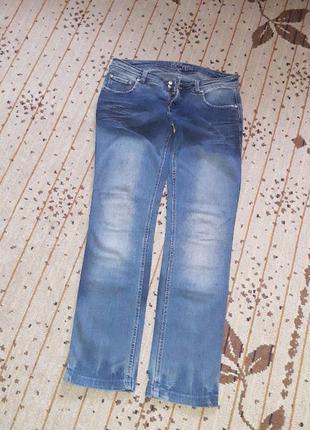 Джинсы🔥р.s/m стан нових  джинси германия штаны брюки