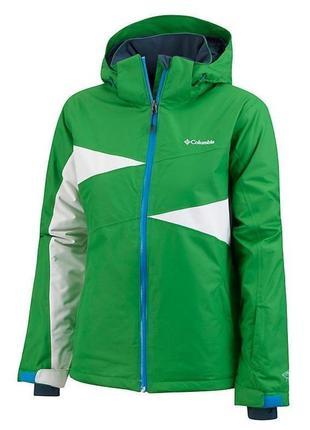 Утепленная мембранная куртка columbia горнолыжная
