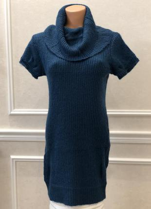 Платье-свитер, м