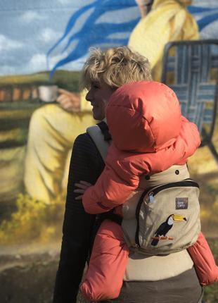 Эргорюкзак love and carry