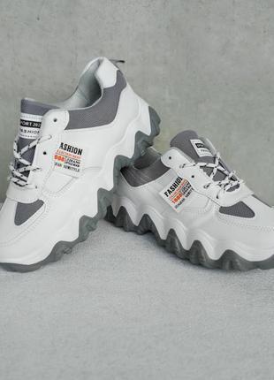 Кросівки демі ashiguli р-р 40, устілка 24.5 см