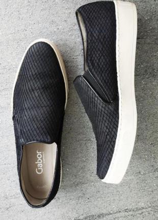 Финальная цена! стильные брендовые кожаные туфли слипоны ❤️