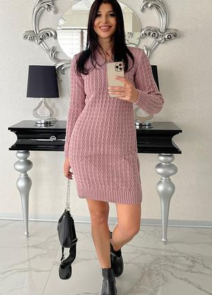 Платье сьера пудра jadone fashion