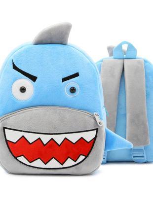 Детский рюкзак для мальчика 2-4 года