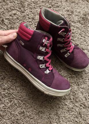Шкіряні зимові черевички 37 роз reima 🔥🔥🔥