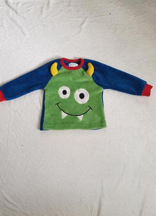 Пижамная кофта для мальчика 👦 3-4 года