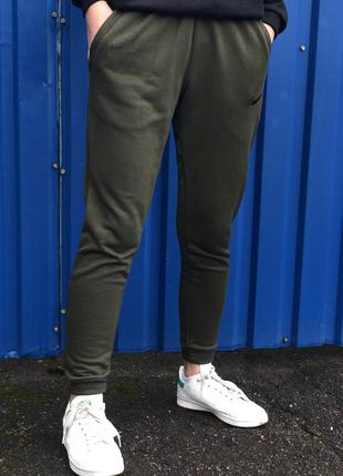 Nike dri-fit спортивные штаны