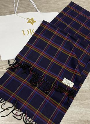 Кашемировый шарф dior