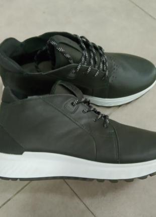 Ботинки черевики ecco, р.46