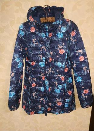 Пальто курточка осенняя